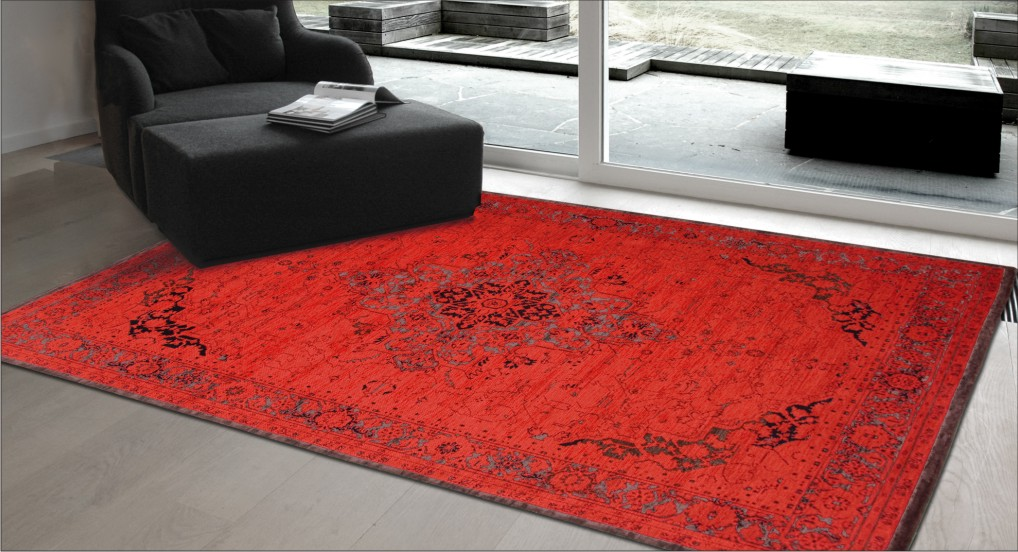 How to protect your rug when there's a spill?