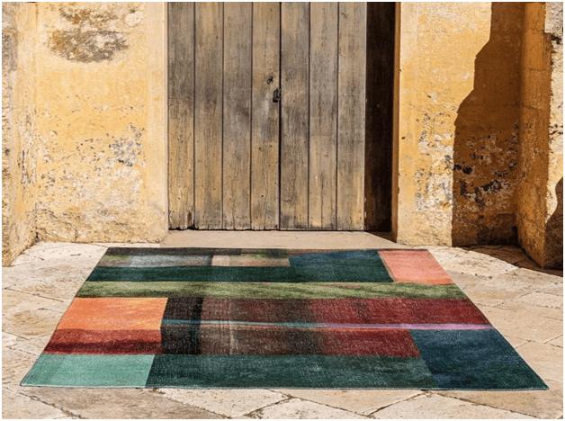 8 Amazing Geometric Rugs