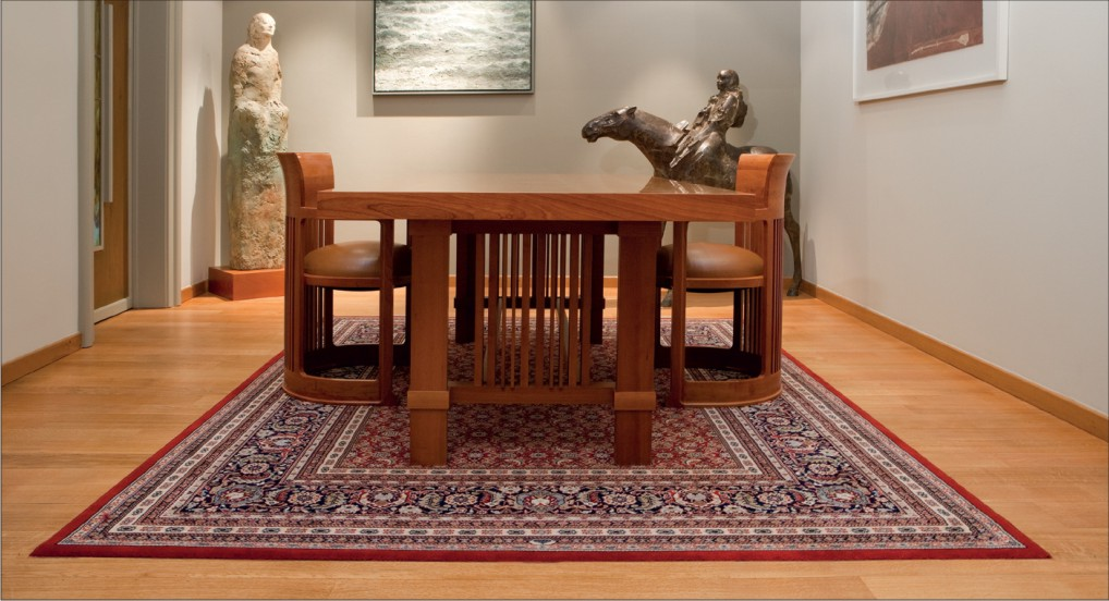 Preventing Oriental Rugs from Sunlight Damage