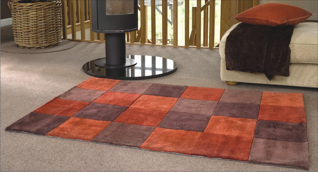 Few things associated with synthetic rugs
