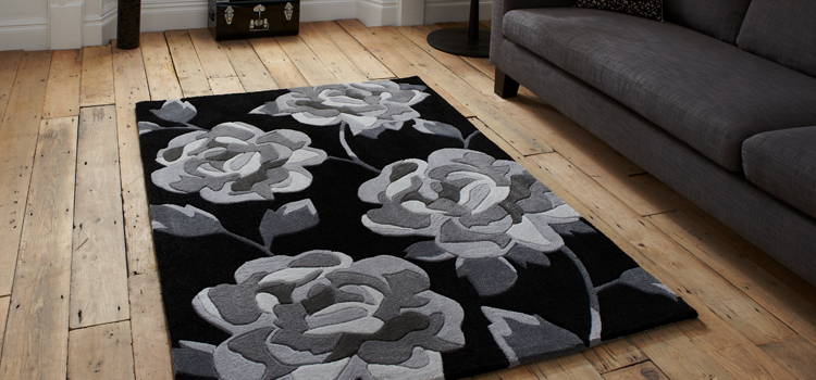 Black Rugs: What a beauty?