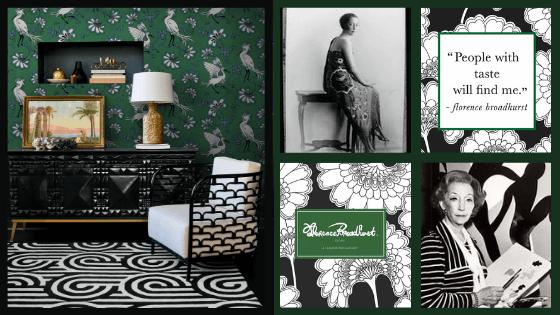 Florence Broadhurst Design Extraordinaire
