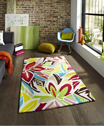 Multicoloured Rugs Beautify your room today!