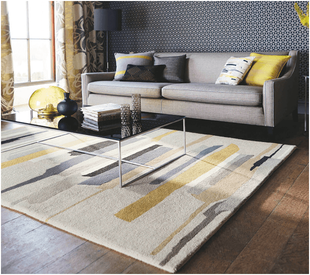 How to Protect Wood Floors with Area Rugs