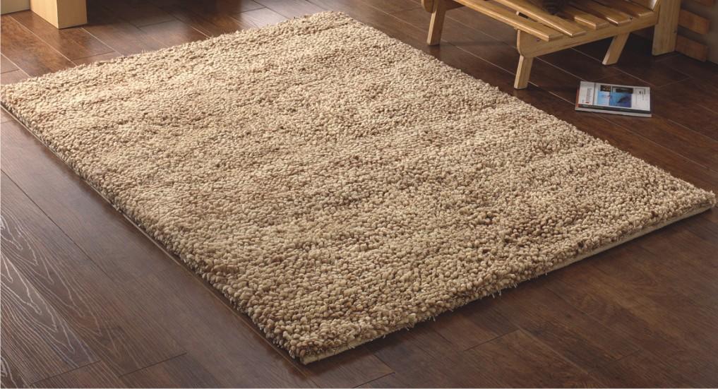 Let's distinguish between hand-spun and machine-spun wool pile