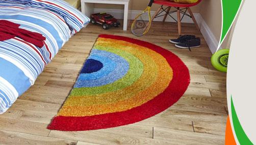 Semi Circle Rugs