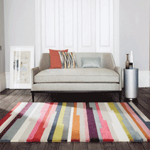 Striped Rugs