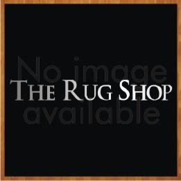 Tweed Teal Plain Wool Rug By Asiatic