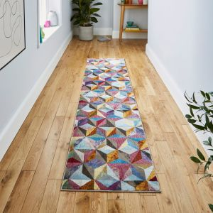 16th Avenue 34A Multi Runner by Think Rugs