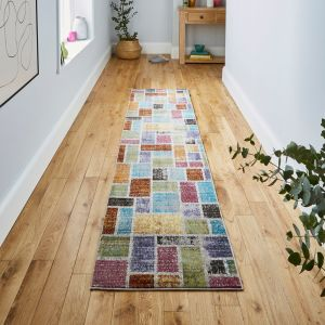 16th Avenue 37A Multi Runner by Think Rugs