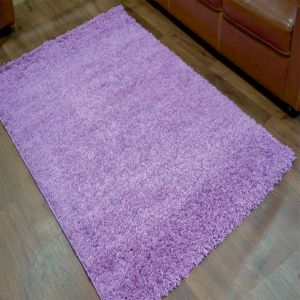 Fushia 0914 Glasgow OPUS Luxury Shaggy Rug 1