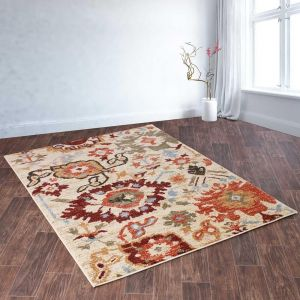 5565 Cashmere Cream Rug by HMC