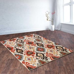 5566 Cashmere Cream Rug by HMC