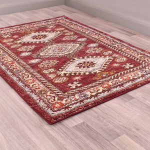 5567 Cashmere Red Rug by HMC