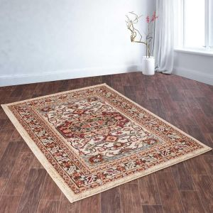 5570 Cashmere Cream Rug by HMC