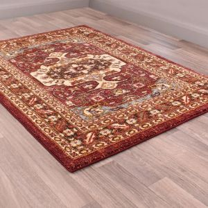 5570 Cashmere Red Rug by HMC