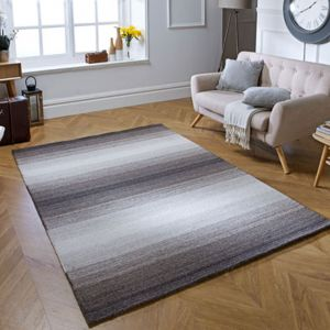 Alberolo Beige Wool Rug by Oriental Weavers