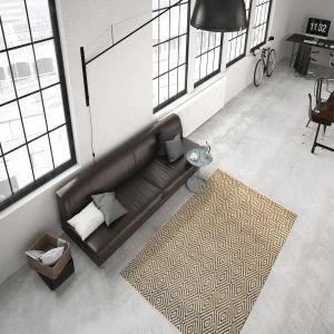 Aperitif 310 Beige/Brown Modern Rug by Kayoom