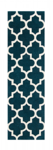 Arabesque Emerald Runner by Oriental Weavers