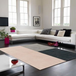 Blox Pink Geometric Rug By Asiatic