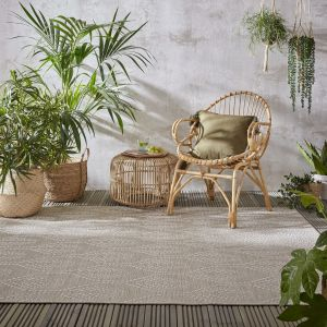Basento Seed Natural Rug by Flair Rugs