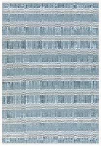 Boardwalk Blue Multi Rug by Asiatic