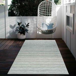 Brighton 098-00255038-99 Striped Outdoor Rug by Mastercraft