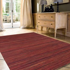 Brighton 098 0122 1000 99 Striped Rug by Mastercraft