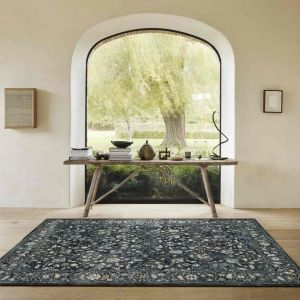 Canyon 052-00423535 Traditional Floral Rug by Mastercraft