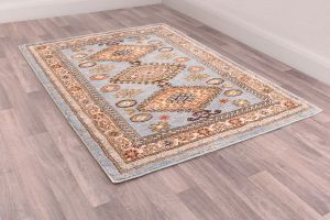 Cashmere 5567 Terra Traditional Rug by HMC (Default)