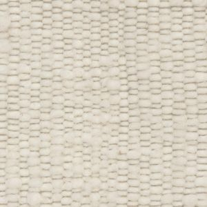Catania 001 White Wool Rug by ITC