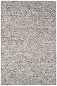 Coast Diamond CD03 Grey marl Rug by Katherine Carnaby