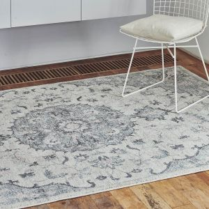 Colt CL05 Medallion Cream Rug by Asiatic