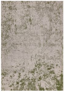 Dara Abstract Green Rug by Asiatic
