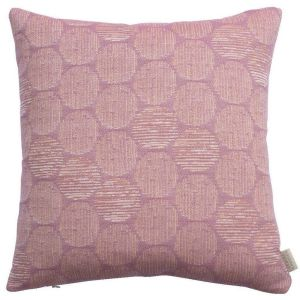 Dunes Dusk Dotted Cushion by Claire Gaudion