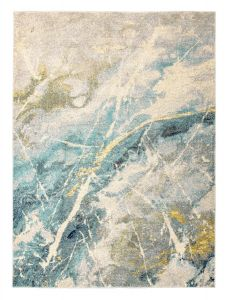 Elssa ELS11 Ice Abstract Rug by Concept Looms