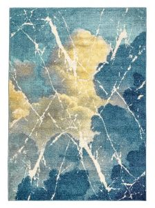 Elssa ELS16 Cloud Abstract Rug by Concept Looms