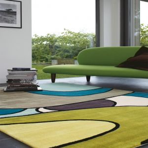 Estella Comic 875008 Wool Rug by Brink & Campman