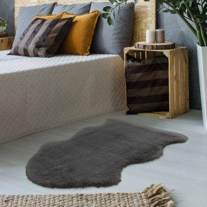 Estonia Kunda Grey Abstract Rug by Kayoom