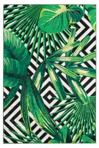 Exotic EXO 214 Green Rug by Obsession