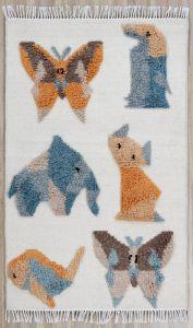 Fantasia Multi Wool Rug by Oriental Weavers
