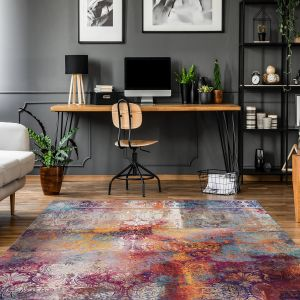 Galaxy 100 Multi Rug by Arte Espina