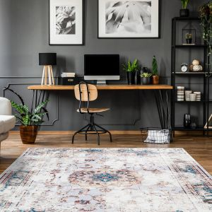 Galaxy 200 Multi Brown Rug by Arte Espina
