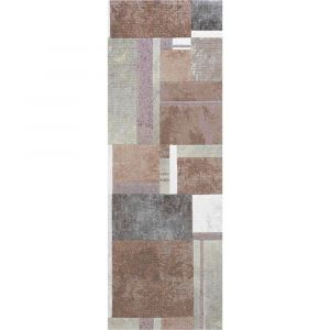 Galleria 063-07645280 Multi Contemporary Geometric Runner by Mastercraft