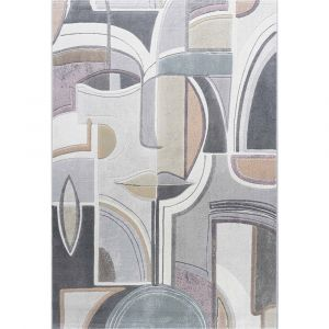 Galleria 063-07723747 Natural Contemporary Abstract Rug by Mastercraft