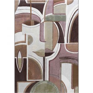 Galleria 063-07726270 Natural Contemporary Abstract Rug by Mastercraft