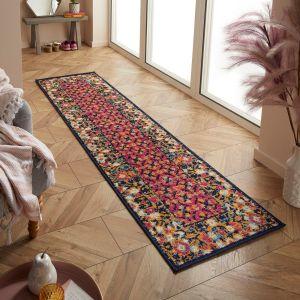 Gilbert 30 K Multi Floral Runner by Oriental Weavers