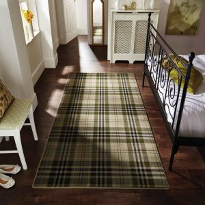 Glen Kilry Sage Rug by Flair Rugs
