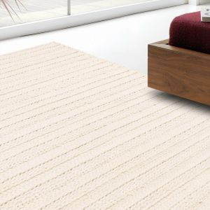 Grayson Cream Rug by Asiatic