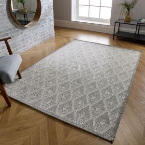 Halden 521 H Grey Rug by Oriental Weavers